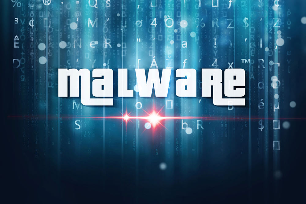 cyber security 2018 - malware